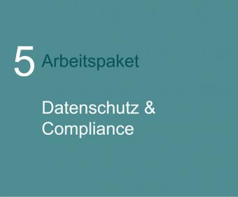5. Arbeitspaket: Datenschutz & Compliance